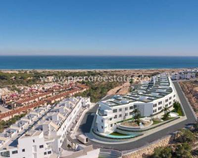 Apartment - New Build - Arenales del Sol - Segunda linea playa