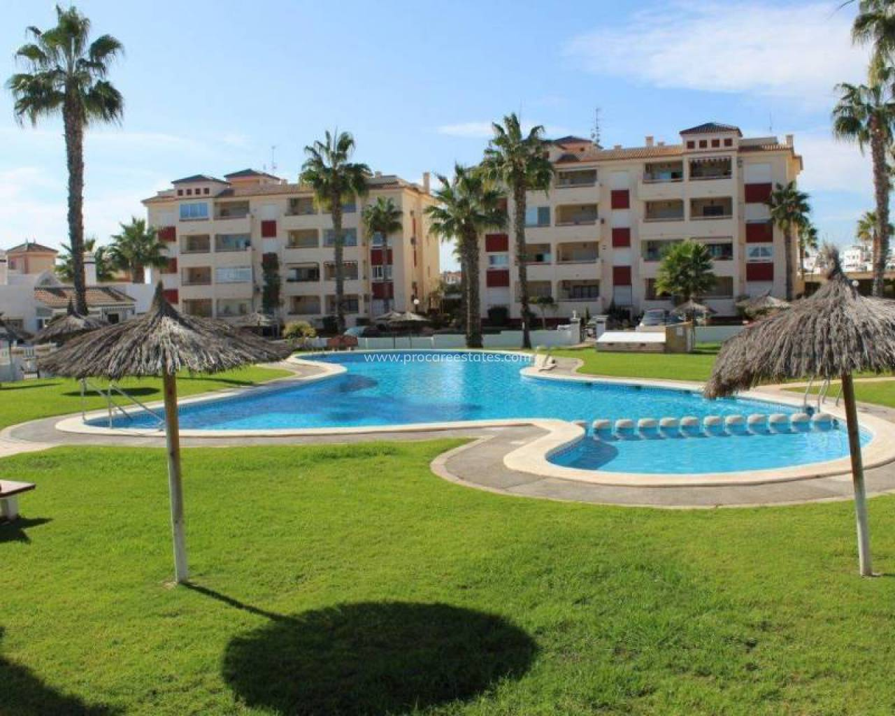 Appartement - Verkoop - Orihuela Costa - Playa Flamenca