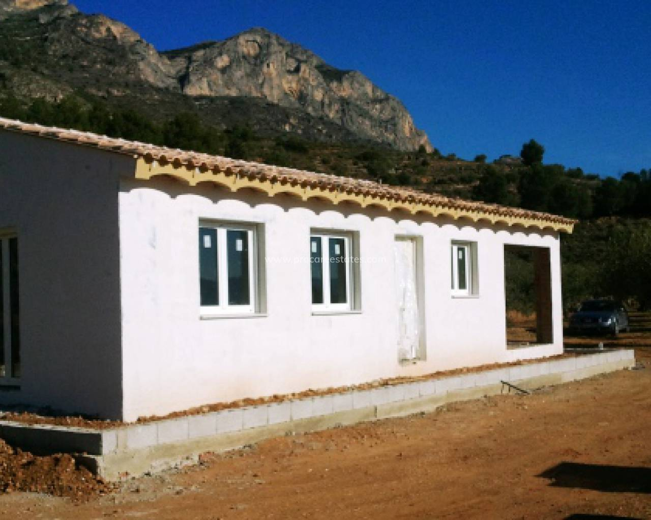 Country Property - Nouvelle construction - Gaianes - Gaianes