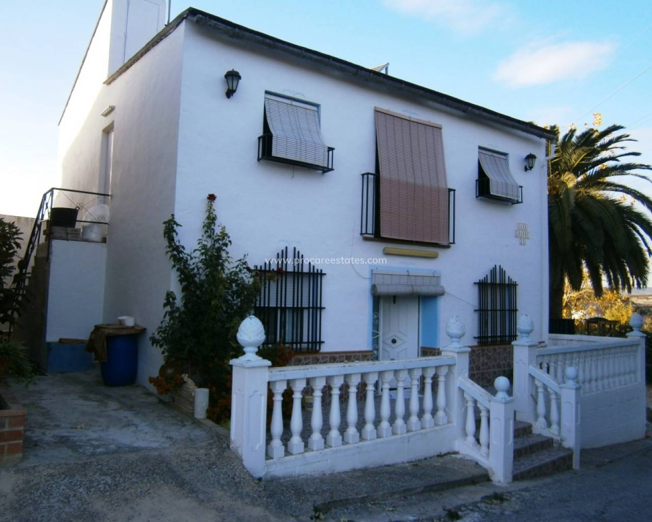 Country Property - Resale - Albaida - Albaida