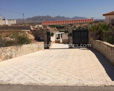 Country Property - Resale - Alicante - Alicante