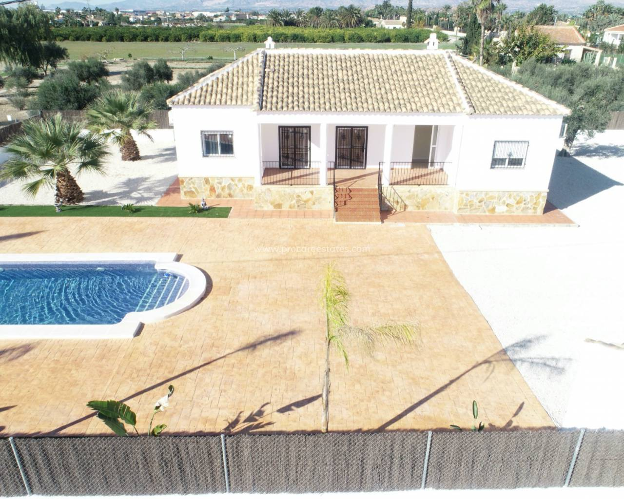 Country Property - Resale - Catral - Catral