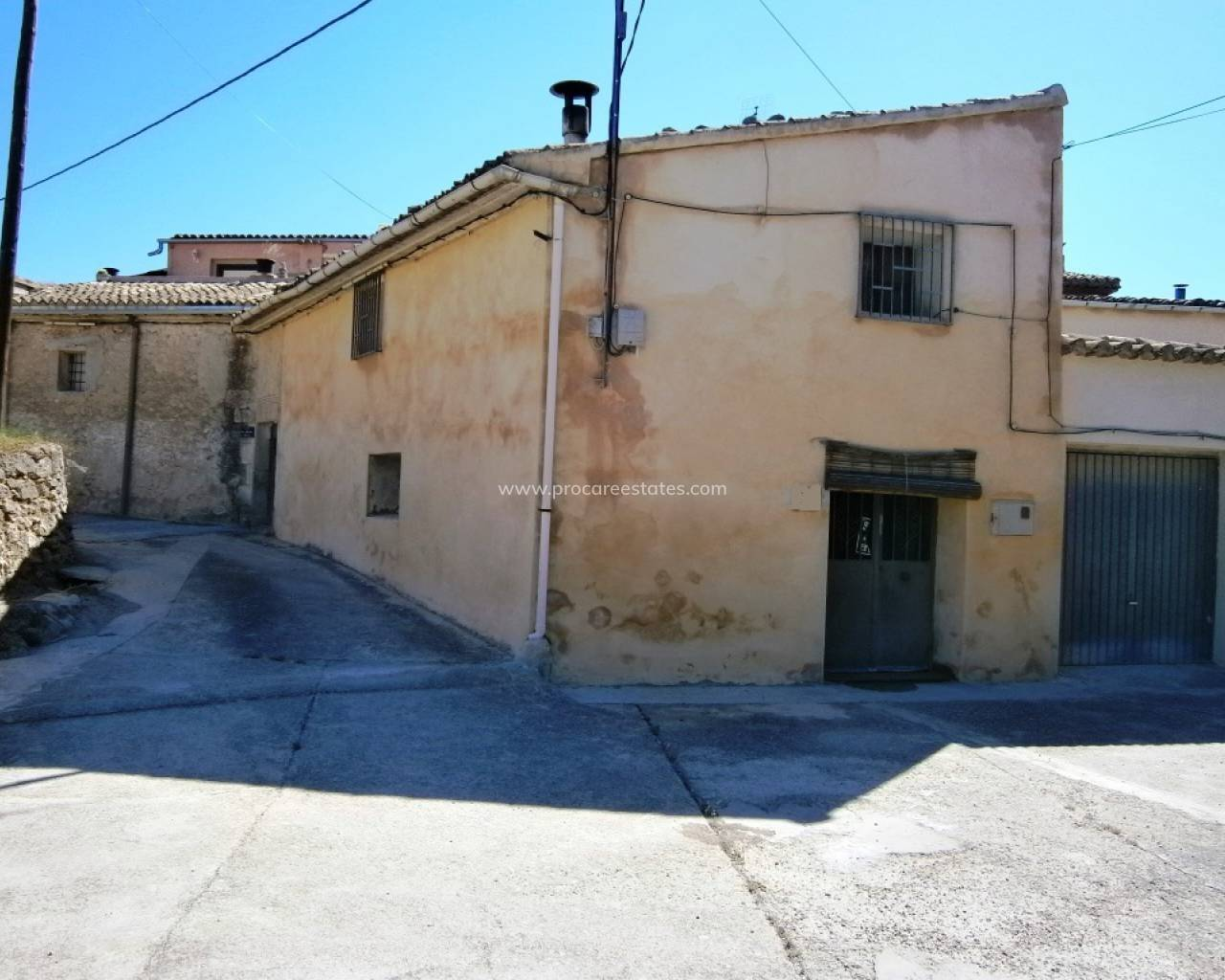 Country Property - Revente - Alcoy - Alcoy