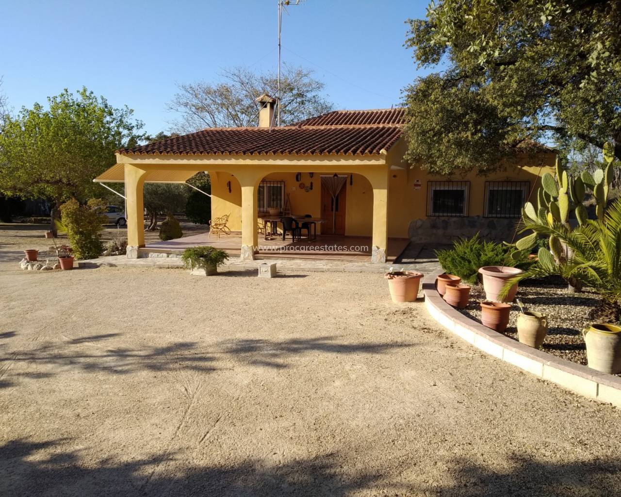Country Property - Verkoop - Ontinyent - Ontinyent