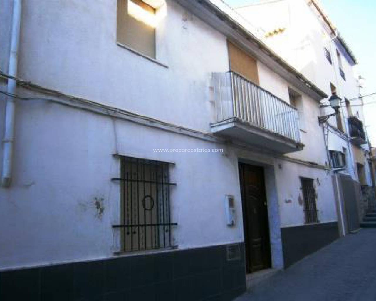 Townhouse - Resale - Albaida - Albaida
