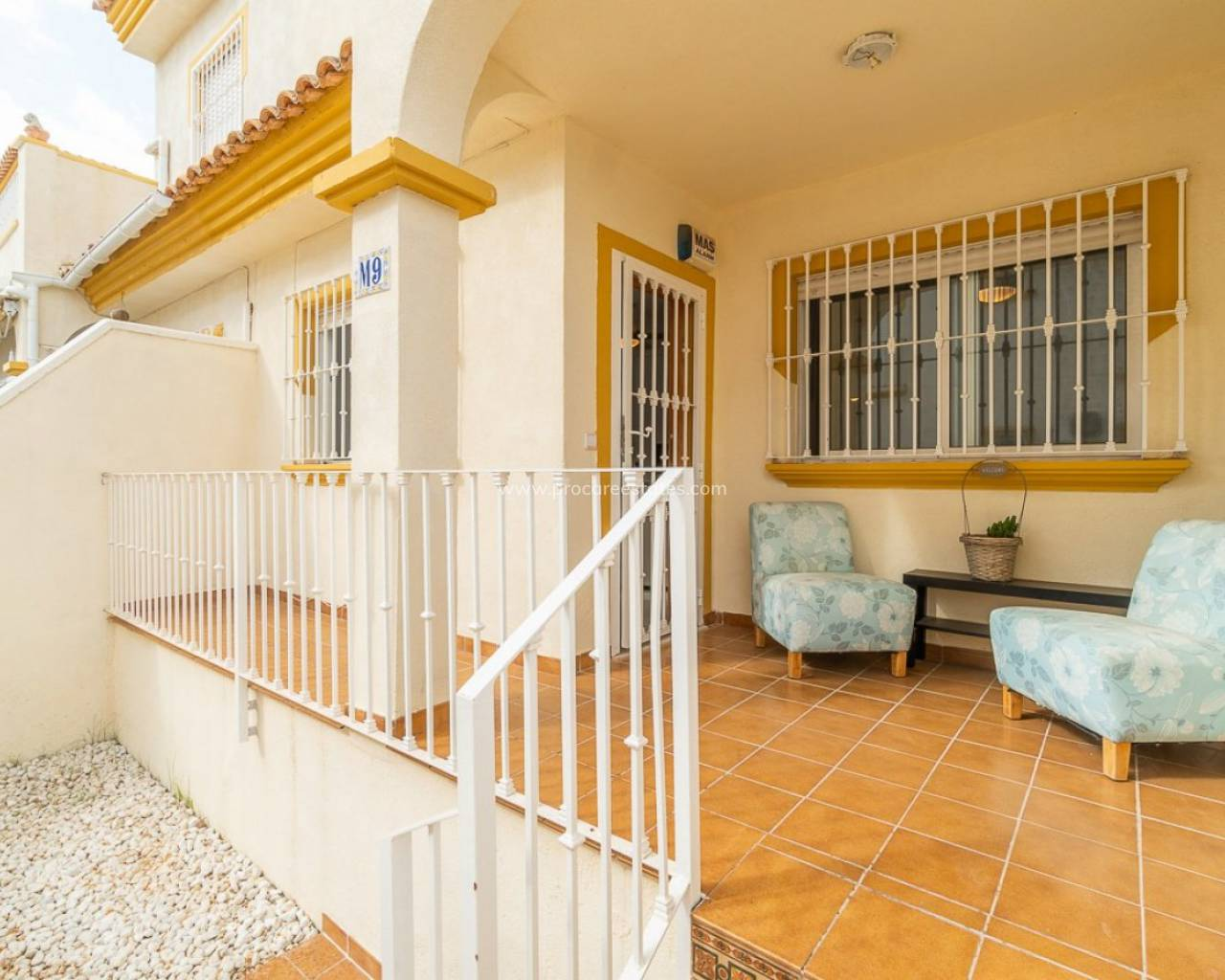 Townhouse - Resale - Orihuela Costa - Campoamor