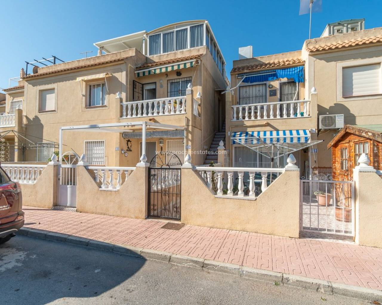 Townhouse - Resale - Torrevieja - Paraje natural