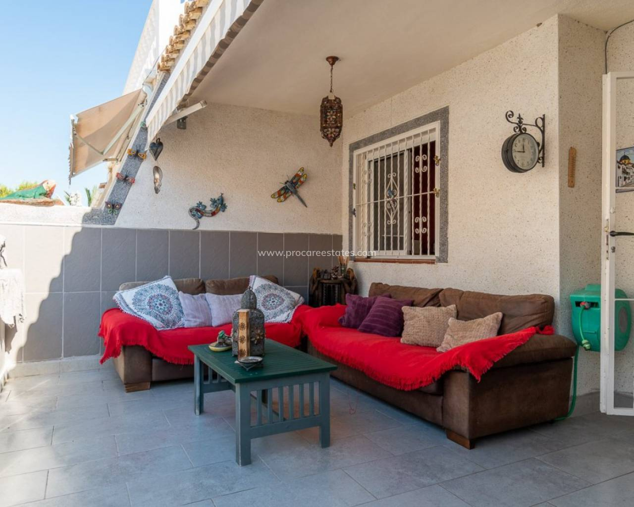 Townhouse - Verkoop - Orihuela Costa - Playa Flamenca