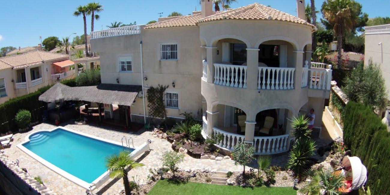 For sale: 5 bedroom house / villa in San Miguel de Salinas
