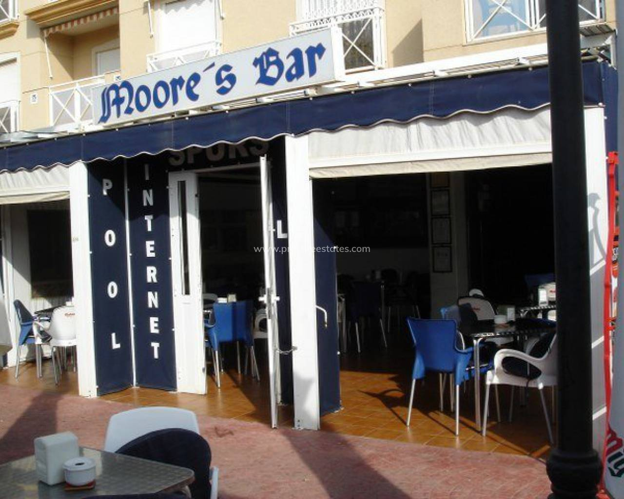 Resale - Commercial property - Orihuela Costa - Cabo Roig