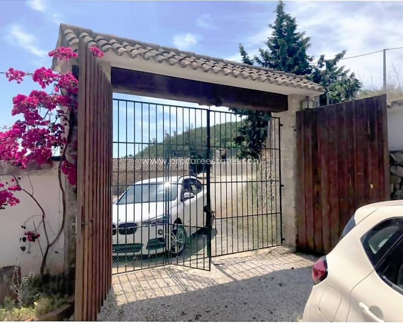 Resale - Country Property - Benissa