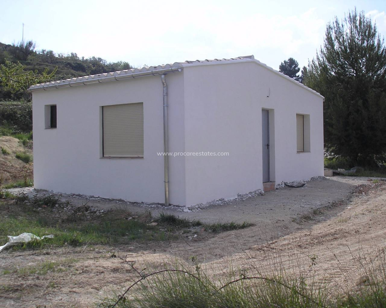 Resale - Country Property - Benimarfull