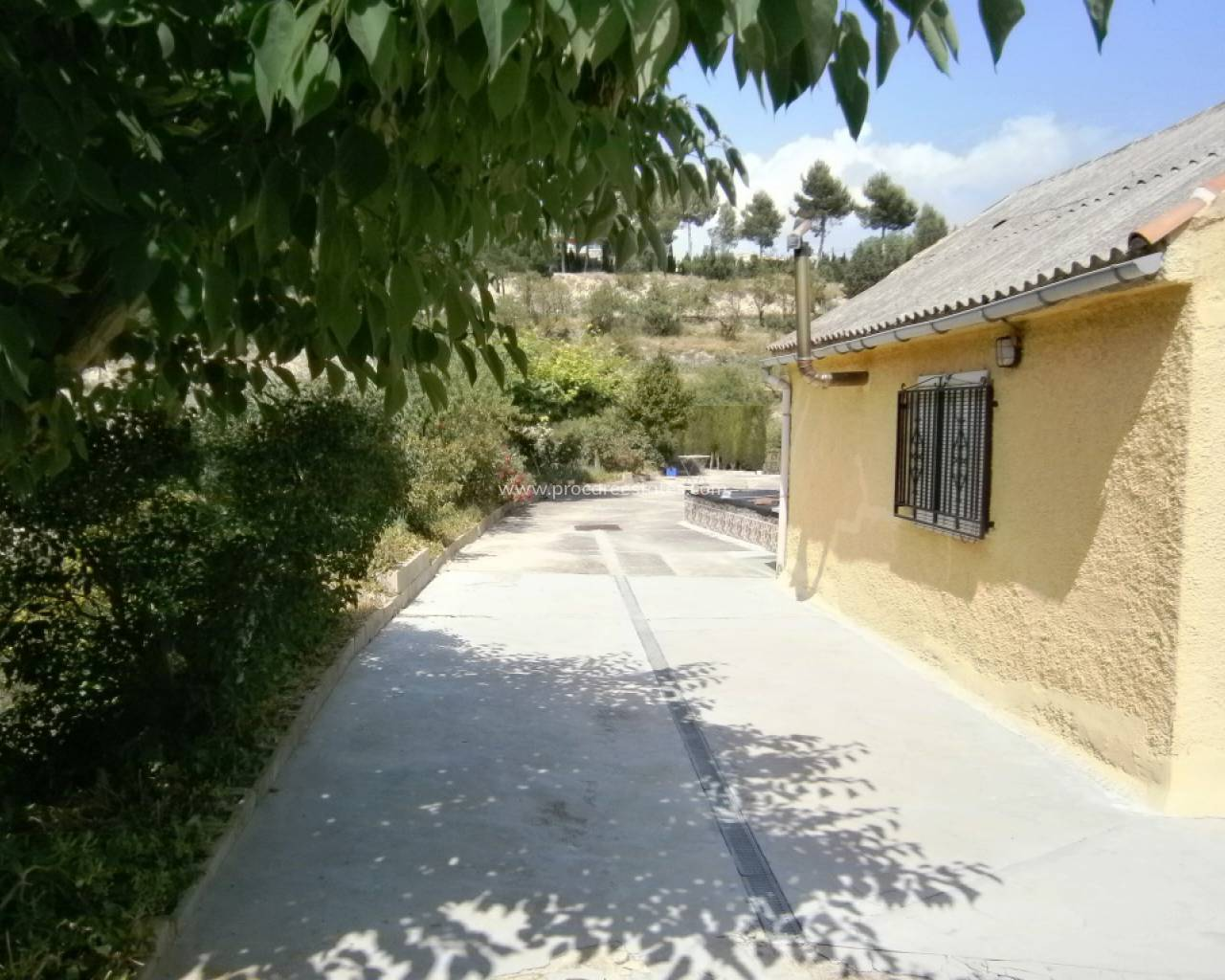 Resale - Country Property - Alcoy
